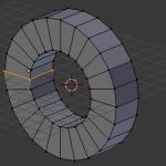 【Blender】スピンの使い方【回転体を作る】