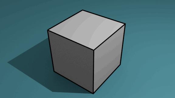 立方体_freestyle