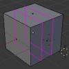 【Blender】ループカットとスライドの使い方