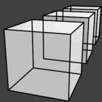【Blender】Freestyleの可視範囲の設定方法(2/6)【表示/非表示】