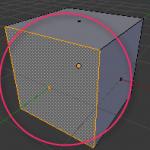 【Blender】メッシュ選択モードの種類と違い【頂点・辺・面】