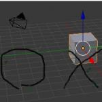 【Blender】グリースペンシルとは?簡単な使い方