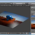 【Blender】[3Dビューのシェーディング]の変更方法と種類